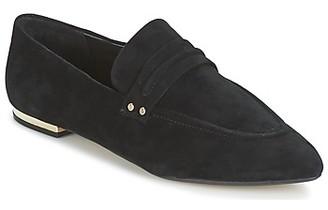 KG by Kurt Geiger KILMA-BLACK women's Loafers / Casual Shoes in Black