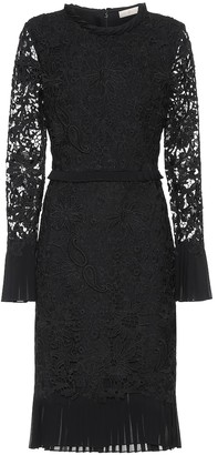 Tory Burch Floral-lace dress