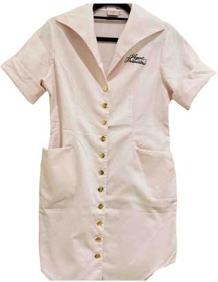 Agent Provocateur Pink Cotton Dresses