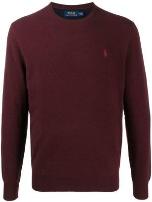 Polo Ralph Lauren Wool Long-Sleeve Jumper