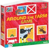 Briarpatch The World of Eric Carle Around the Farm Game