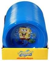 SpongeBob Squarepants 1 X Blue 6.5 Rimmed Bowl by