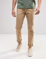 Levis Levi's 511 Slim 5 Pocket Trousers Harvest Gold