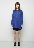 MM6 MAISON MARGIELA Combo Sweater Dress