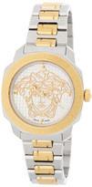 Versace Women&s Dylos Two-Tone Bracelet Watch