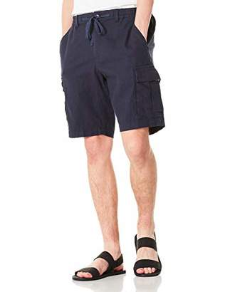 "Isle Bay Linens Men's 9.5"" Inseam Cargo Shorts"