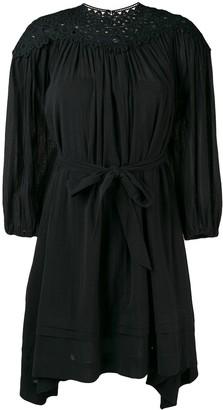 Etoile Isabel Marant Rita cut-out detail dress