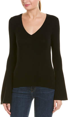 Milly Bell Sleeve Sweater