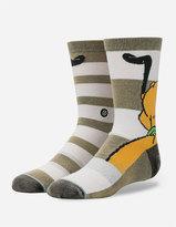 Stance x Disney Pluto Boys Socks