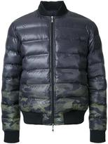 GUILD PRIME quilted padded jacket - men - Polyester - 1