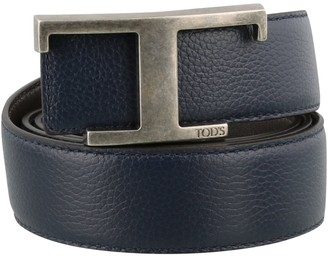 Tod's Reversible Buckle Belt