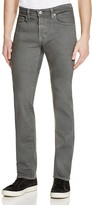 AG Jeans Matchbox Slim Fit Jeans in Bleached Sand - 100% Bloomingdale's Exclusive