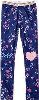 Jessica Simpson Floral Leggings, Big Girls (7-16)