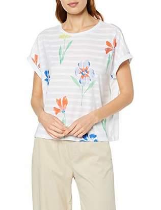 Tom Tailor Women's 1009929 T-Shirt,Large