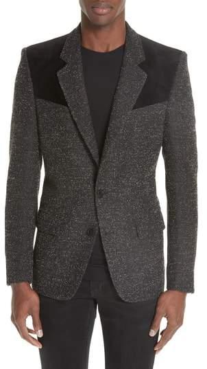 Givenchy Tweed Sport Coat