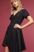 Maeve Seamed Poplin Dress