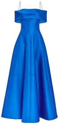 Rasario Satin Gown