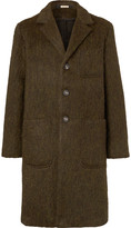 Massimo Alba - Mélange Wool, Mohair And Alpaca-blend Coat