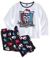 Monster High Girls' 2-Piece Sleep Set