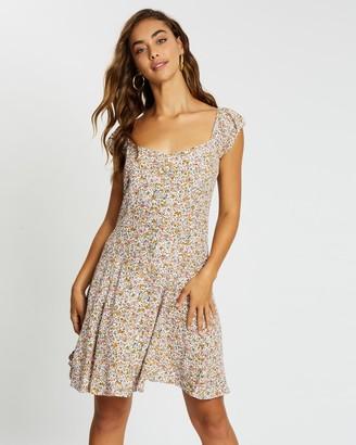 ROLLA'S Erin Coast Floral Dress