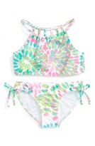 Kate Mack Girl's Two-Piece Swimsuit
