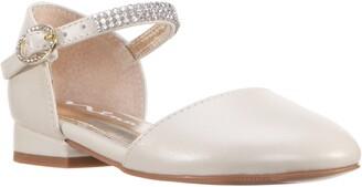 Nina Cara Crystal Embellished d'Orsay Sandal