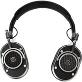 Master & Dynamic - detailed headphones - unisex - Calf Leather/Metal (Other) - One Size
