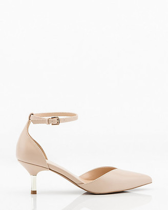 Le Château Pointy Toe Ankle Strap Pump