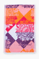 Desigual Patch Mini Towel