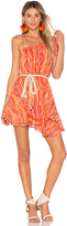 Free People Heart Shaped Face Mini in Orange. - size M (also in )