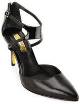 Lauren Ralph Lauren Kabira Leather Dress Pumps