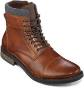 Jf J.Ferrar JF Garrett Mens Lace-Up Boots