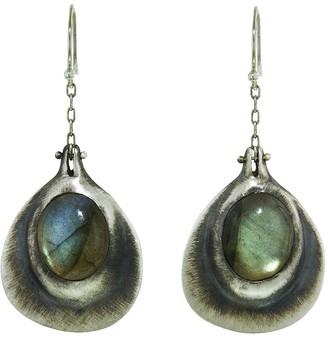 Ten Thousand Things Labradortie Organic Drop Earrings
