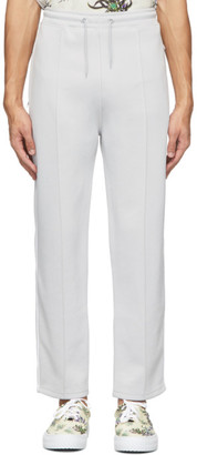 Kenzo Grey Jersey Track Lounge Pants