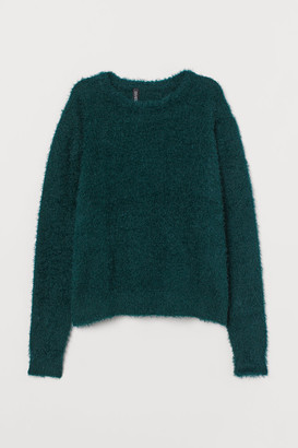 H&M Fluffy jumper