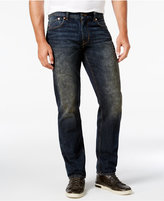 Lrg Big and Tall Dark Stained Indigo Jeans