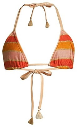 SUBOO Museo Billie Triangle Bikini Top