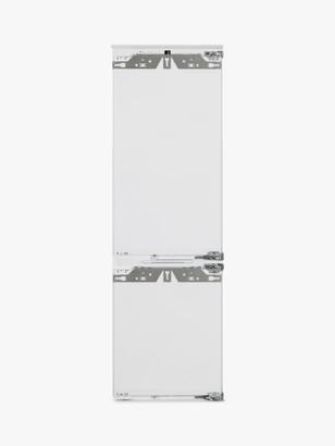 Liebherr ICN3386 Integrated 60/40 Fridge Freezer, Fixed Door Hinge, A++ Energy Rating, 56cm Wide, White