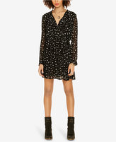 Denim & Supply Ralph Lauren Star-Print Sheer Dress