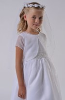 Us Angels Girl's Communion Bolero