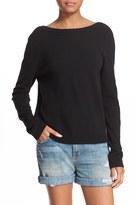 Equipment Women's 'Calais' V-Back Cashmere Sweater