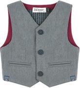 Jean Bourget Bi-material jacket