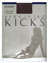 Berkshire Women's Kicks Ultra Sheer Thigh High Pantyhose 1579