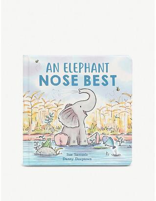 Jellycat An Elephant Nose Best story book