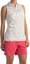 Columbia Sun Drifter Shirt - Sleeveless (For Women)