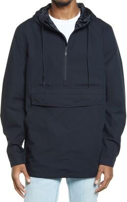BP Men's Half Zip Smock Jacket