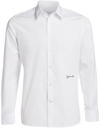 Givenchy Cotton Poplin Shirt