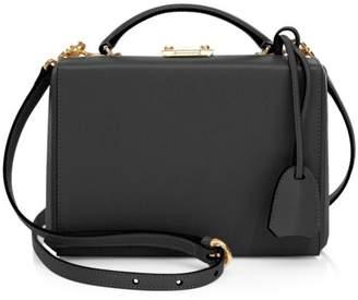 Mark Cross Small Grace Box Leather Crossbody Bag