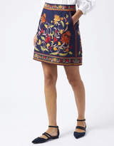 Monsoon Tulip Embroidered Skirt
