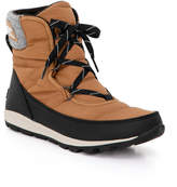 Sorel Elk Whitney Short Lace Boots